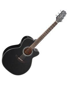 Takamine GN30CE-BLK Acoustic Electric Guitar Black B-Stock sku number TAKGN30CEBLK.B