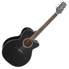 Takamine GN30CE-BLK Acoustic Electric Guitar Black B-Stock TAKGN30CEBLK.B