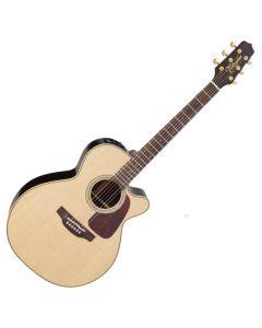 Takamine P5NC Pro Series 5 Cutaway Acoustic Guitar Natural Gloss B-Stock sku number TAKP5NC.B