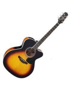 Takamine P6JC BSB Pro Series 6 Cutaway Acoustic Guitar Brown Sunburst B-Stock sku number TAKP6JCBSB.B