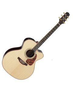 Takamine P7JC Pro Series 7 Acoustic Guitar Natural Gloss B-Stock sku number TAKP7JC.B