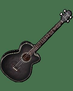 Takamine PB5 SBL Pro Series Acoustic Guitar See Thru Black B-Stock sku number TAKPB5SBL.B