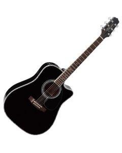 Takamine Signature Series SW341SC Steve Wariner Acoustic Guitar Gloss Black B-Stock sku number TAKSW341SC.B