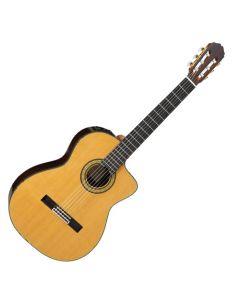 Takamine TH5C Classical Acoustic Electric Guitar Natural Gloss B-Stock sku number TAKTH5C.B