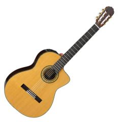 Takamine TH5C Classical Acoustic Electric Guitar Natural Gloss B-Stock TAKTH5C.B
