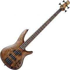 Ibanez SR Standard SR650 Electric Bass Antique Brown Stained SR650ABS