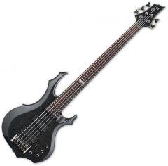 ESP LTD F-415FM Electric Bass See-Through Black B-Stock LF415FMSTBLK.B