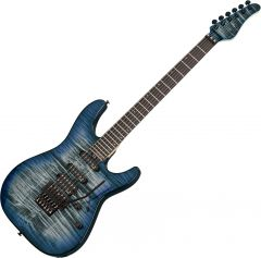 Schecter Sun Valley Super Shredder III Electric Guitar Sky Burst SCHECTER1277
