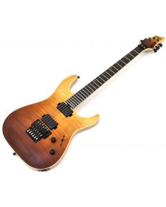 Schecter C-1 FR SLS Elite Electric Guitar Antique Fade Burst sku number SCHECTER1352