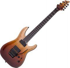 Schecter C-7 FR SLS Elite Electric Guitar Antique Fade Burst SCHECTER1356