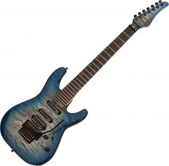 Schecter Sun Valley Super Shredder 7 III Electric Guitar Sky Burst SCHECTER1279