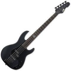 ESP LTD Orion-5 Orion Electric Bass Black Satin LORION5BLKS