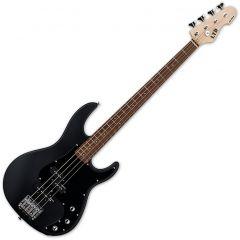 ESP LTD AP-204 Electric Bass Black Satin LAP204BLKS