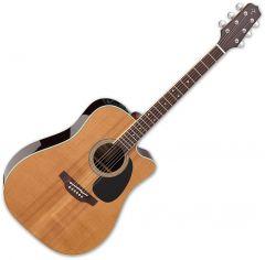 Takamine EF360SC TT Dreadnought Acoustic Guitar Natural Gloss TAKEF360SCTT