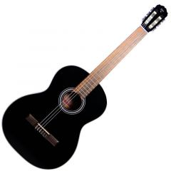 Takamine GC1-BLK Classical Acoustic Guitar Gloss Black TAKGC1BLK