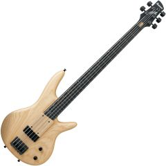 Ibanez GWB205E Gary Willis Electric Bass Natural Flat GWB205ENTF