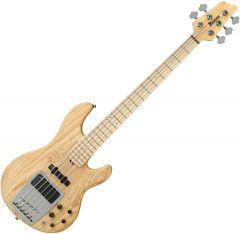 Ibanez ATK815E Electric Bass Natural Flat ATK815ENTF