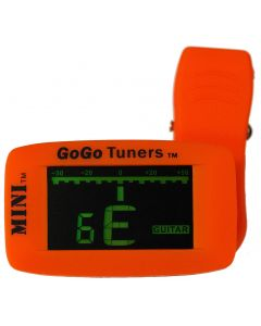GoGo Tuners MINI Clip on Tuner for Electric and Acoustic Instruments sku number 6SGOGOMINI