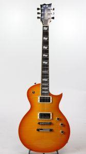 ESP E-II Eclipse Flamed Maple Vintage Honey Burst Electric Guitar 6SEIIECFMVHB