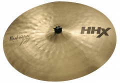 "Sabian 22"" HHX Manhattan Jazz Ride 12285XN"