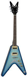Dean V 79 Blue Burst Electric Guitar V 79 BB V 79 BB