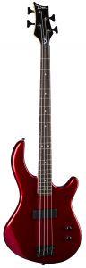 Dean Edge 09 Metallic Red Electric Bass Guitar E09M MRD E09M MRD