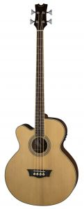 Dean Acoustic Electric Bass Guitar CAW Left Handed SN EABC L EABC L