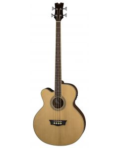 Dean Acoustic Electric Bass Guitar CAW Left Handed SN EABC L sku number EABC L