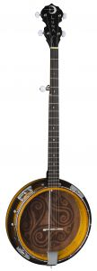 Luna Banjo Celtic 5-String BGB CEL 5 BGB CEL 5