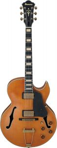 Ibanez AKJV Artcore Expressionist Vintage Dark Amber Low Gloss AKJV95 DAL Hollow Body Electric Guitar AKJV95DAL