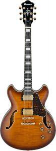 Ibanez AS Artcore Expressionist AS93FM VLS Violin Sunburst Hollow Body Electric Guitar AS93FMVLS