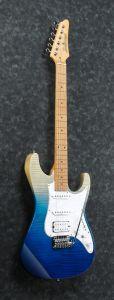 Ibanez AZ224F BIG AZ Premium Blue Iceberg Gradation Electric Guitar w/Case AZ224FBIG