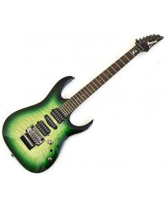 Ibanez Kiko Loureiro Signature w/Case Green Mist Burst KIKO200 GMT Electric Guitar KIKO200GMT
