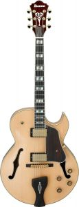 Ibanez George Benson Signature Natural LGB30 NT Hollow Body Electric Guitar w/Case LGB30NT