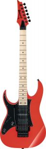 Ibanez RG Genesis Collection Left Handed- Road Flare Red RG550L RF Electric Guitar RG550LRF