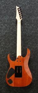 Ibanez RG Prestige RG657MSK STB Sunset Burst Electric Guitar w/Case RG657MSKSTB