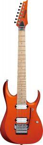 Ibanez RGD Prestige 7 String Roadster Orange Metallic Flat RGD3127 ROF Electric Guitar w/case RGD3127ROF
