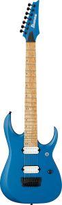 Ibanez RGD Iron Label 7 String Laser Blue Matte RGDIR7MLBM Electric Guitar RGDIR7MLBM