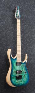 Ibanez RGDIX6MPB SBB RGD Iron Label Surreal Blue Burst Electric Guitar RGDIX6MPBSBB