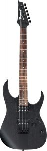 Ibanez RG Standard RGRT421 WK Weathered Black Electric Guitar RGRT421WK
