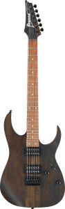 Ibanez RG Standard RGRT421 WNF Walnut Flat Electric Guitar RGRT421WNF