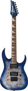 Ibanez RG Standard Blue Lagoon Burst Flat RGRT621DPB BLF Electric Guitar RGRT621DPBBLF