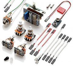 EMG 3 Pickup Conversion Wiring Kit Solderless 3251.00