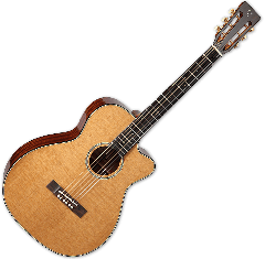 Takamine EF740FSTT Thermal Top Acoustic Guitar in Natural Finish B Stock TAKEF740FSTT.B