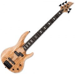 ESP LTD RB-1005SM 5 String Electric Bass Natural Satin B Stock LRB1005SMNS.B
