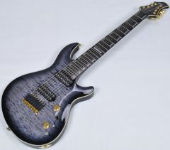 ESP LTD JR-608 QM 2015 Javier Reyes Signature Electric Guitar in Faded B Stock LJR608QMFBSB.B