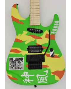 ESP LTD GL-KAMI4 George Lynch Electric Guitar Kamikaze Graphic B Stock sku number LGLKAMI4.B