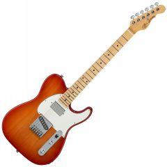 G&L ASAT Classic Bluesboy USA Fullerton Deluxe in Cherry Burst FD-ASTCB-CHY-MP