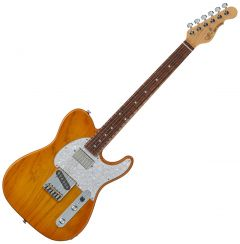G&L ASAT Classic Bluesboy USA Fullerton Deluxe in Honey Burst FD-ASTCB-HNB-CR