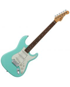 G&L Legacy USA Fullerton Deluxe in Surf Green sku number FD-LGCY-SRF-CR
